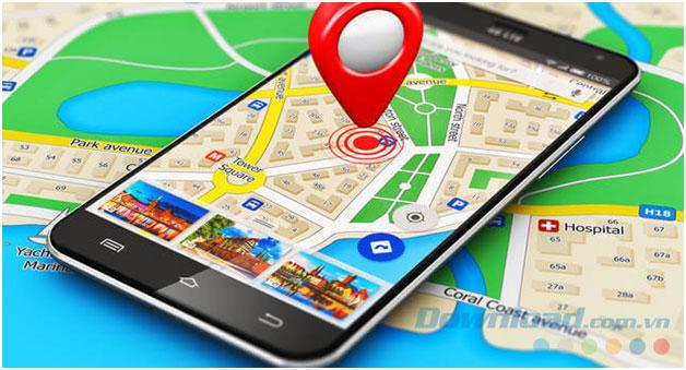 Bản đồ Google Maps