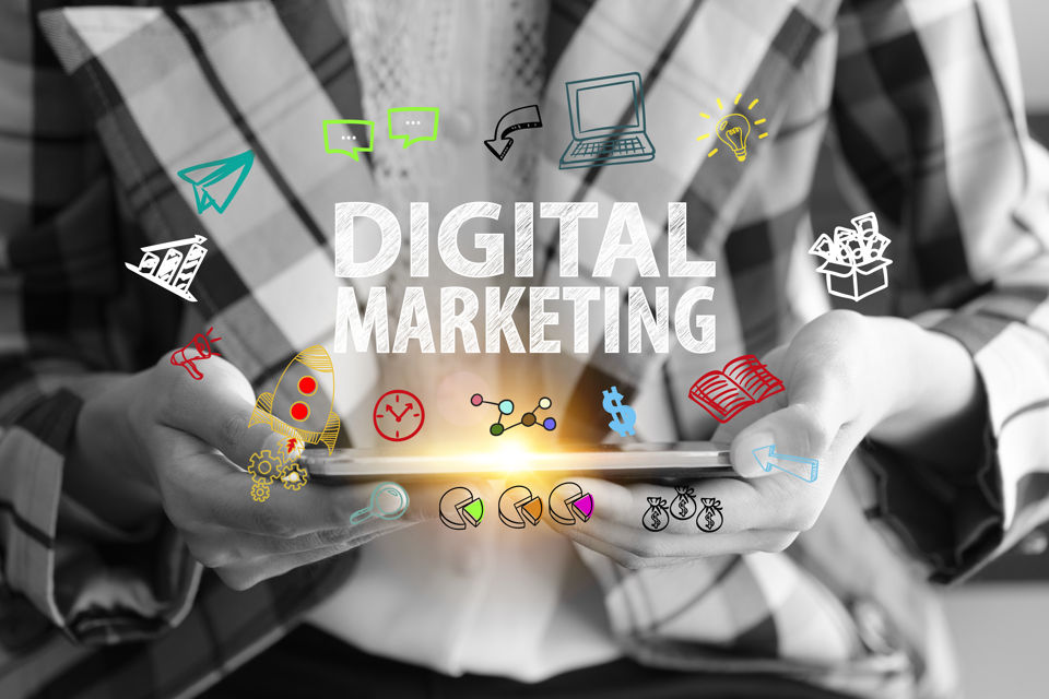 tổng quan về Digital Marketing