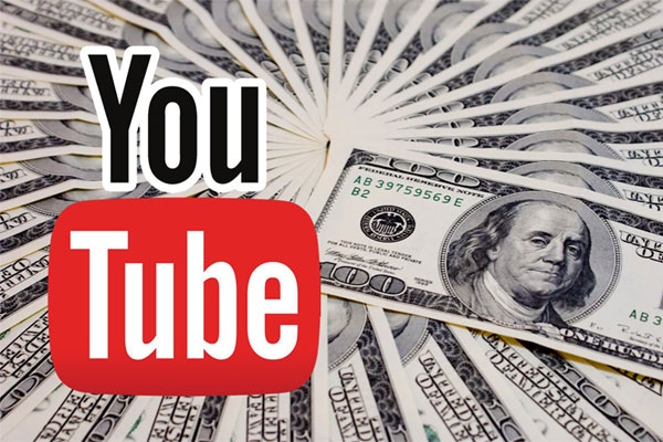 Youtube sẽ chấp nhập khi kênh của bạn được phép bật kiếm tiền. Khi đó quảng cáo sẽ hiển thị trên các video của bạn. Số tiền kiếm được sẽ tính trên số lượt click vào quảng cáo của người xem. (Nguồn ảnh: Internet)