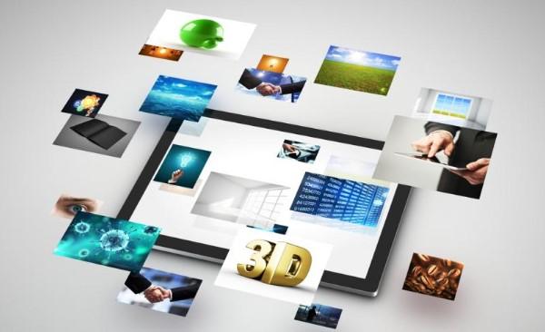 Những mô hình Digital Content thường được sử dụng